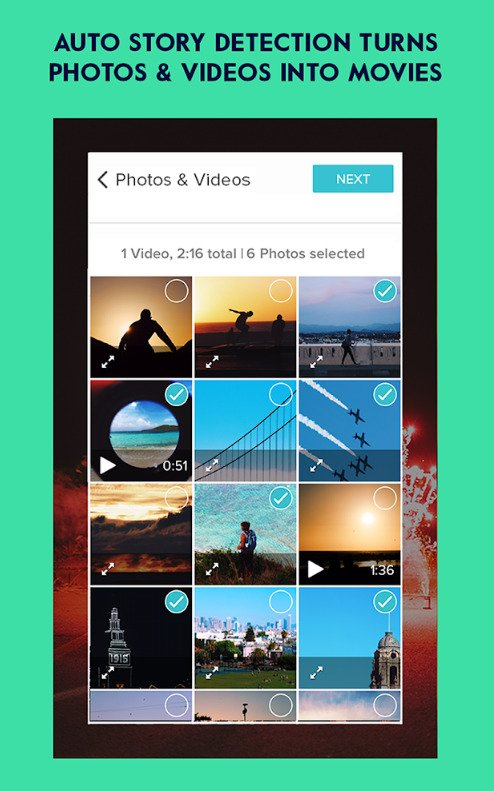 Video editing apps - Magistro