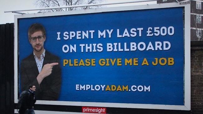 adam pacitti's billboard