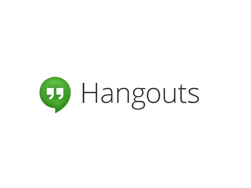 Google Hangouts Eton Digital
