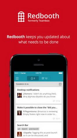 redbooth app