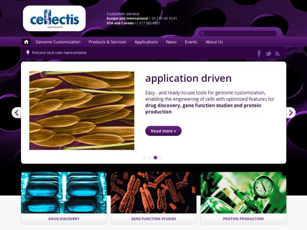 Cellectis bioresearch