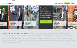 Meet Procurious, A Business Social Network For Procurement Professionals
