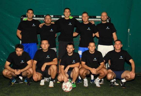 EtonDigital IT Soccer team