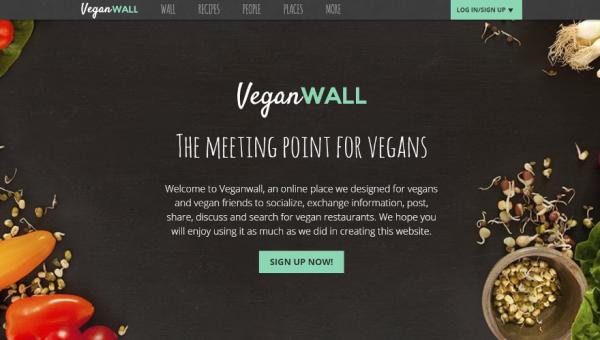 VeganWALL