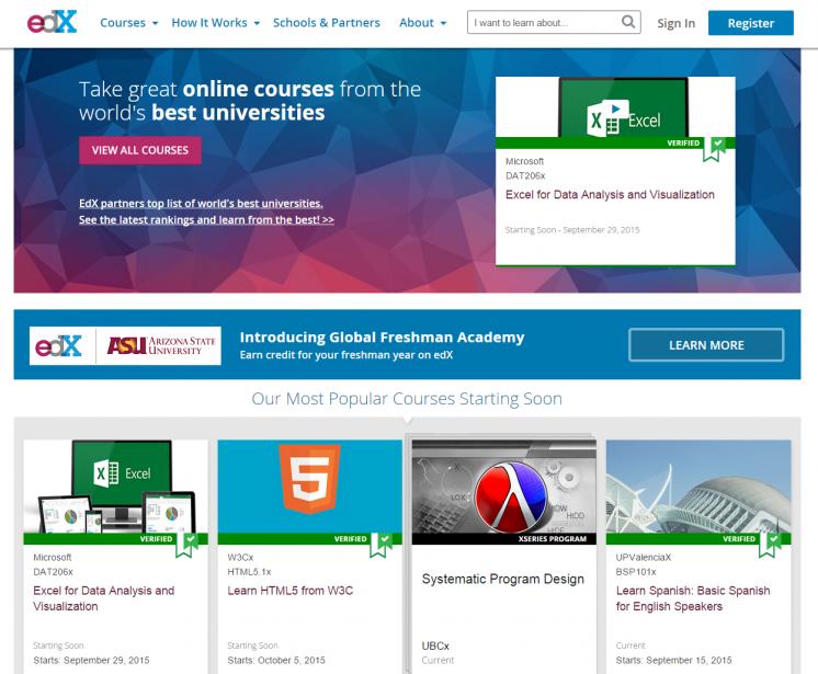 University Online Courses new: Harvard University Online Courses