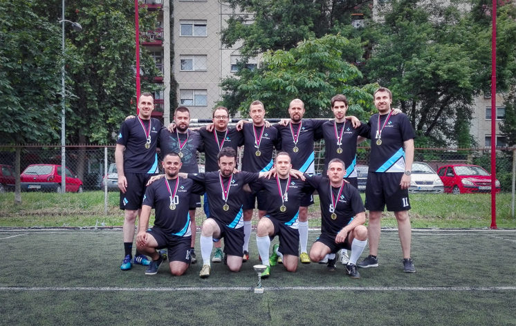EtonDigital soccer team