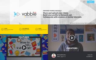 Introducing Vabble, a social network for video creators
