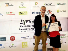 Our Startup OrganicNet Wins Another Award