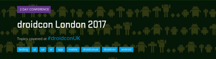 Droidcon conference