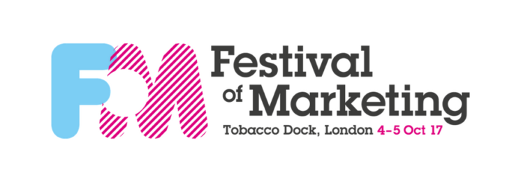 Festival of Marketing conference