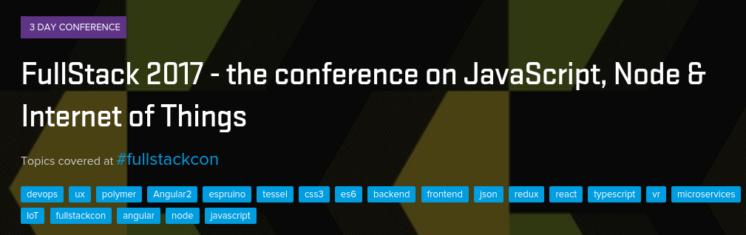 FullStack conference