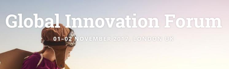 Top conferences: Global Innovation Forum London