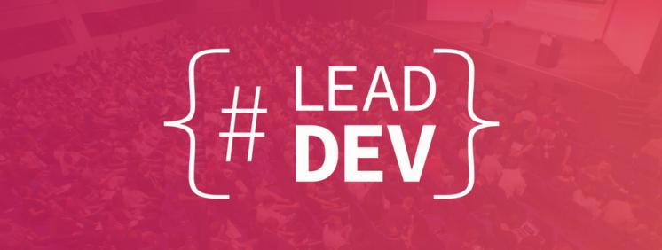 Lead Developer conference