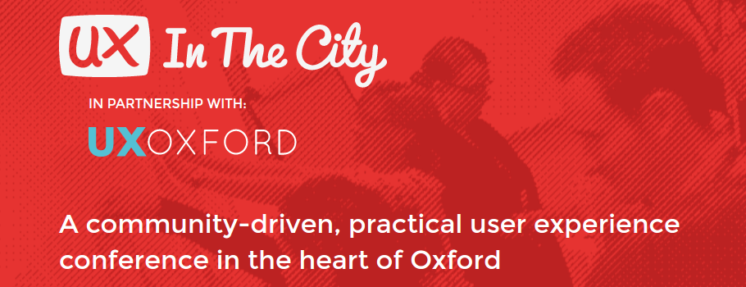 UX in the City conference