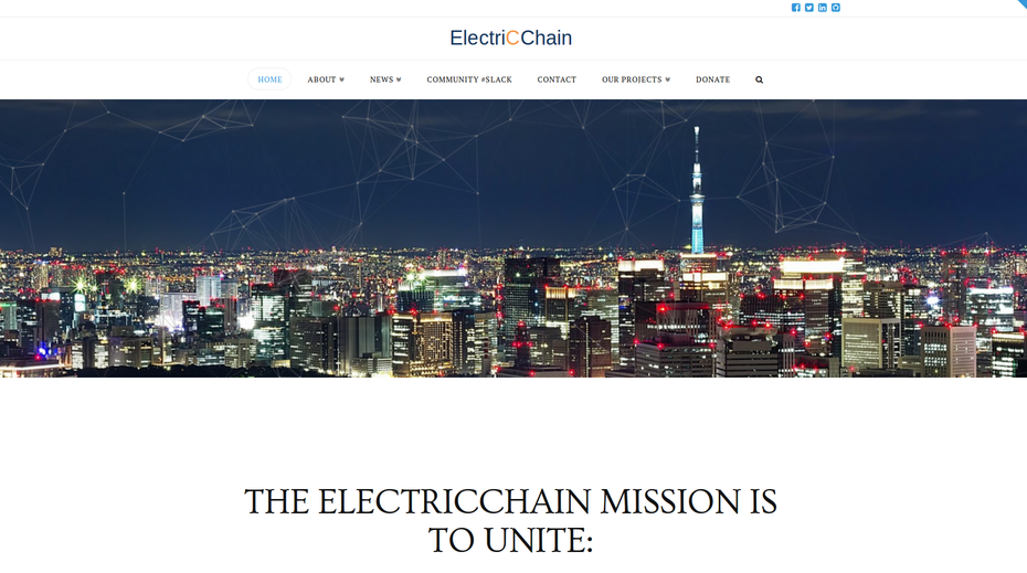 Startups that use blockchain to protect the environment