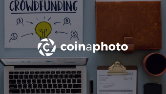 coinaphoto crowdfunding campaign