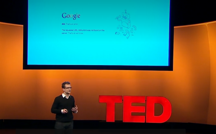 TED talks about design