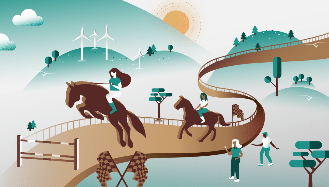 Meet Digital Horse, the First Social Media Hub For Everything Related To Horses