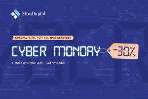 Cyber Monday Week Special Offer