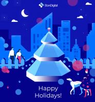 Happy Holidays from Eton Digital 2018