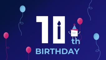 eton digital 10 years