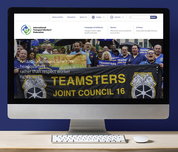 Homepage ITF