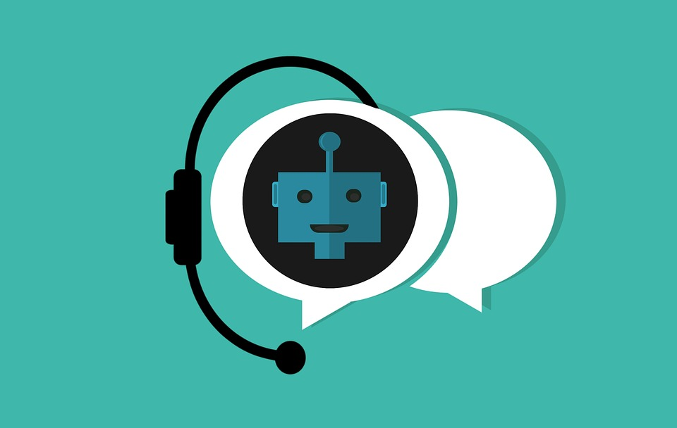 Chat bots on online marketplace
