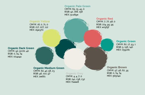 colors for e-learning platform