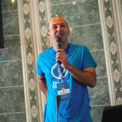 Goran Nikolovski, Drupal community member
