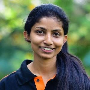 Drupal community member Akanksha