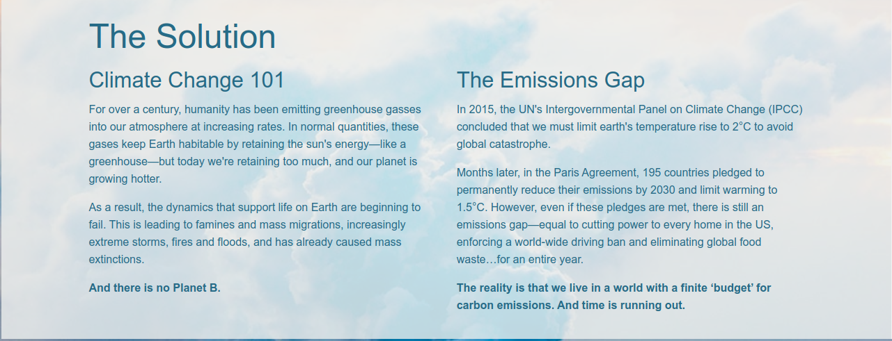 top environmental startups