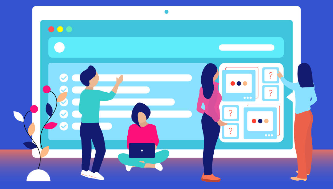 Company intranet and e-learning platform