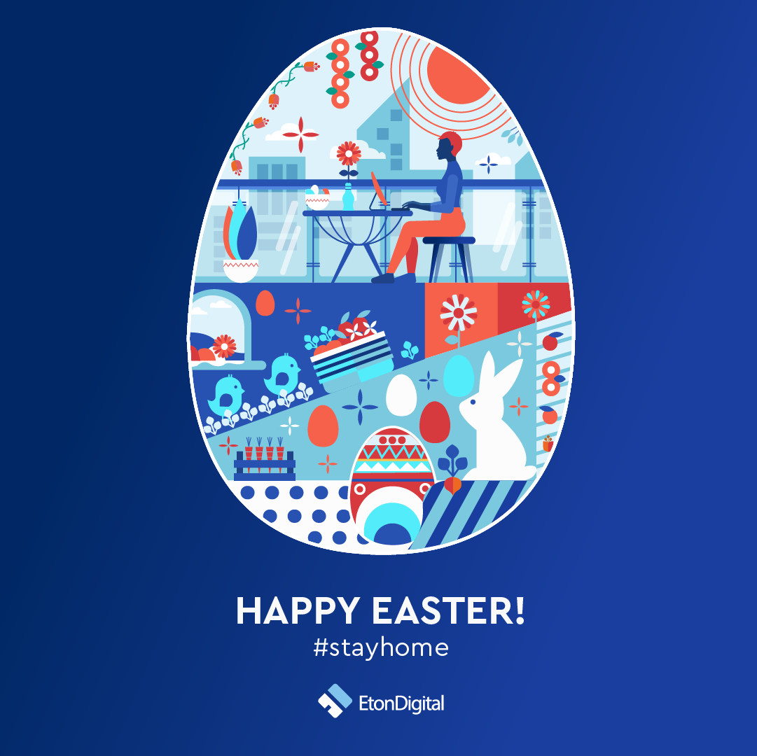 Celebrate Easter By Staying At Home