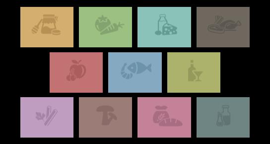 organicnet icons