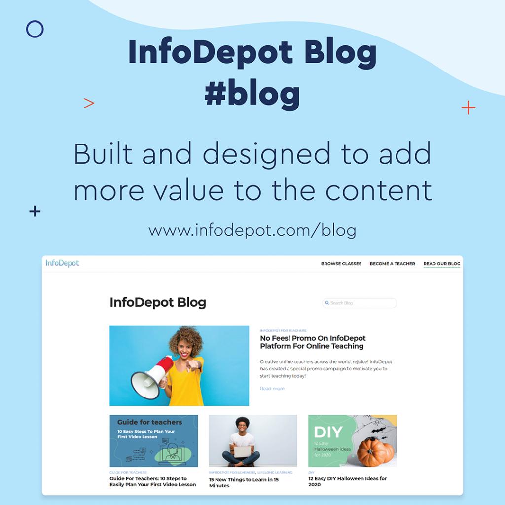 infodepot blog