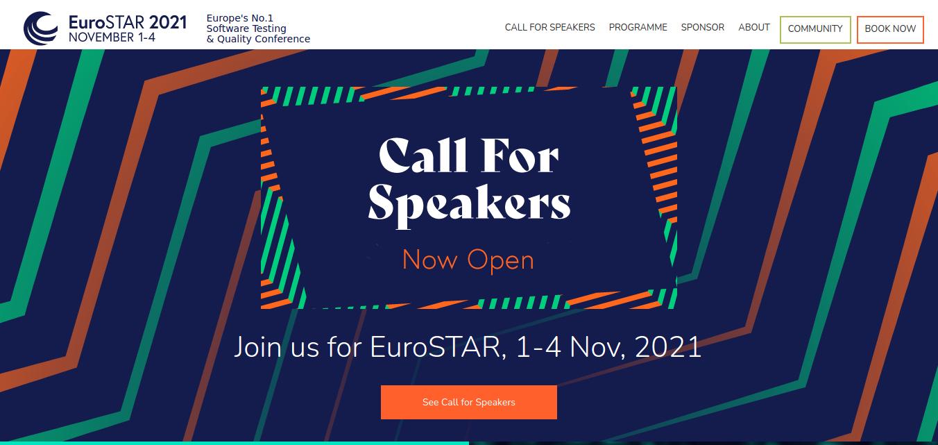 EuroStar online conference 2021