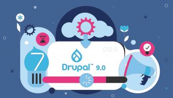 Drupal 7 End of Life: Upgrade to Drupal 9