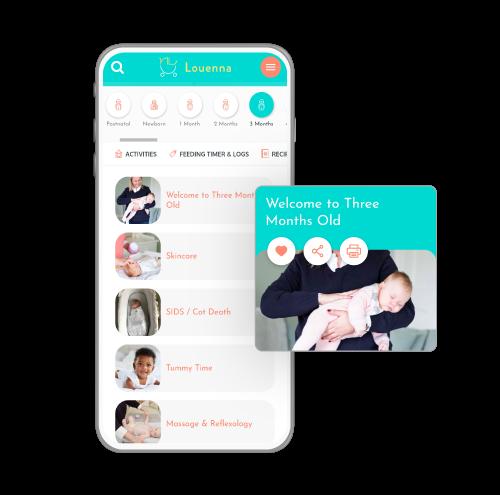articles parenting app