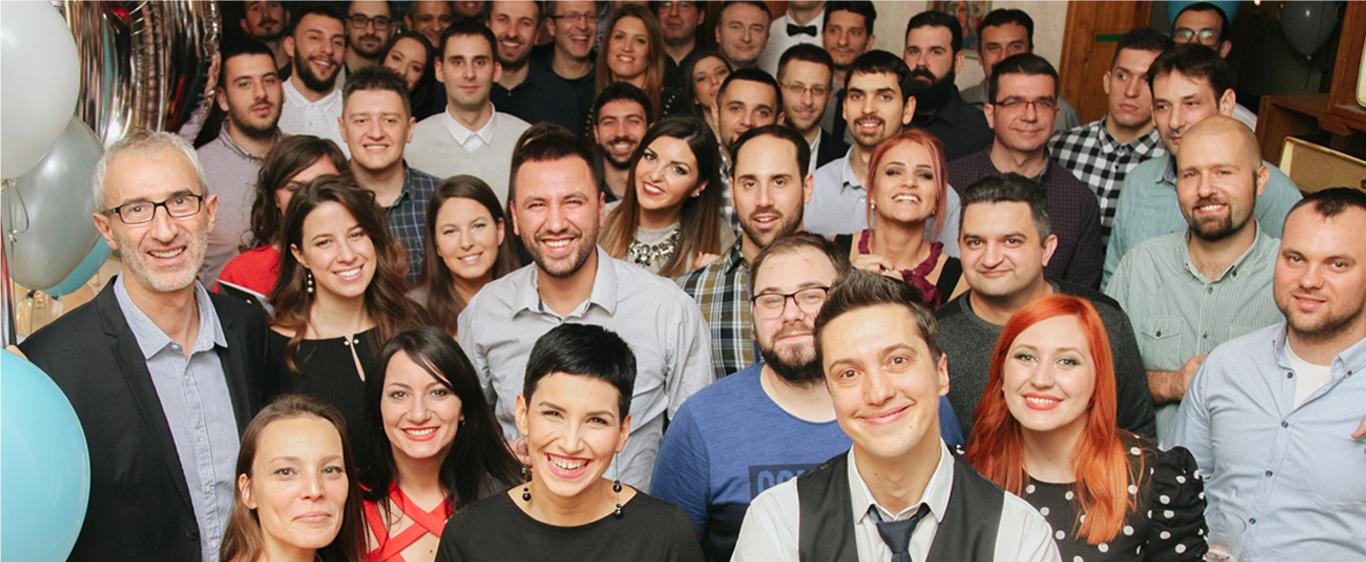 Why us? EtonDigital team