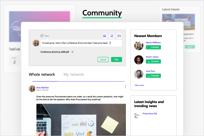 slider community
